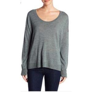 Wool Blend Lightweight Sweater (NWT)